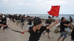 Tổ chức teambuilding - Race to sussces