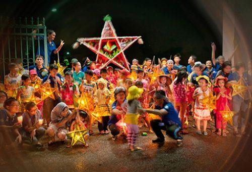 Lễ hội rước đèn Trung Thu